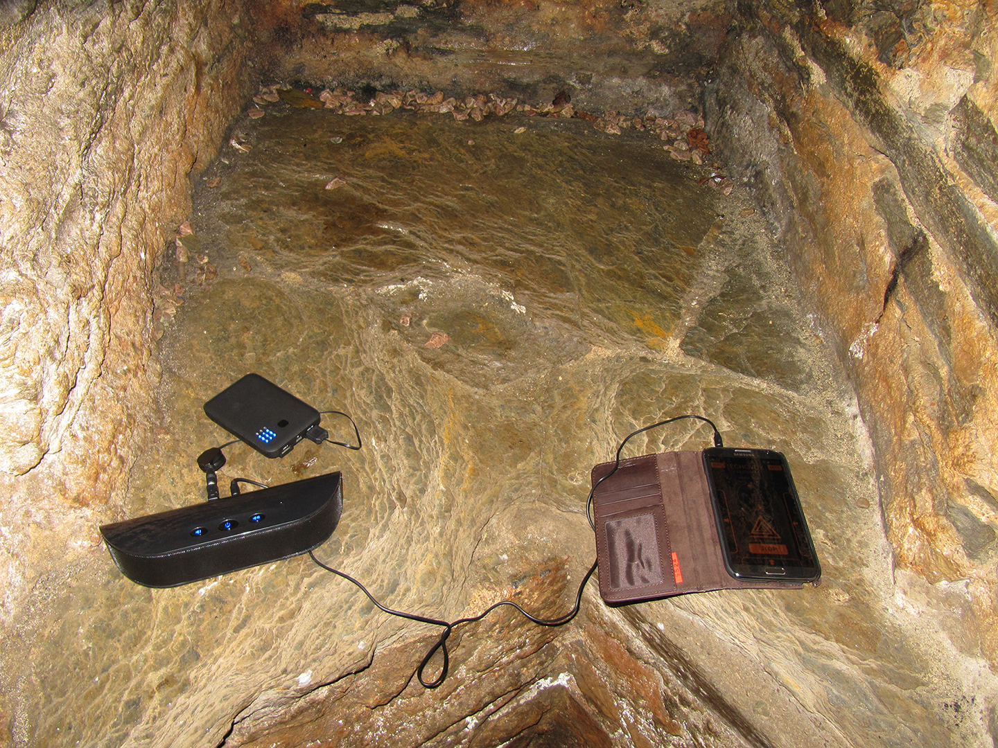 EchoVox in St Margarets Tower (with Flash)